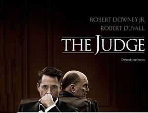 The Judge: Drama Ayah-Anak di Luar Ruang Pengadilan