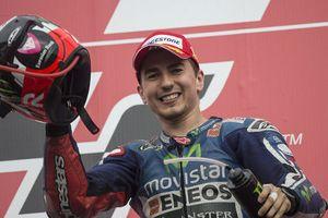 Lorenzo Bidik Tiga Kemenangan Beruntun