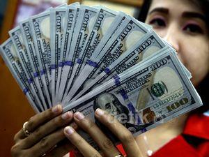 Euforia Jokowi Bikin Dolar AS Melempem