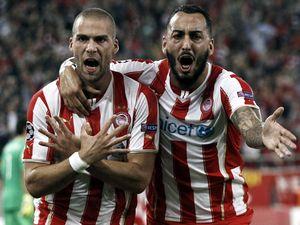 Olympiakos Tundukkan Juventus 1-0
