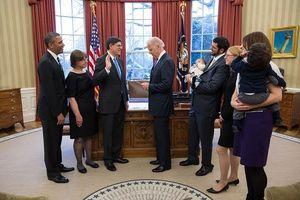Sederhananya Pelantikan Menkeu Obama