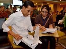 Jokowi Sidak BKPM