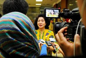Dokter Jiwa Kirim Pesan Penting untuk Menkes Nila Moeloek