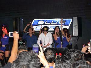 Aksi Al Ghazali Nge-DJ di IMoS