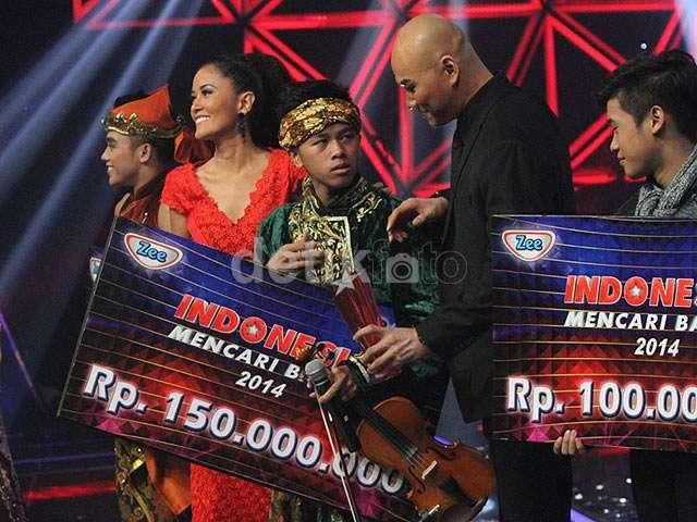 Rismawanda, Pemenang IMB 2014