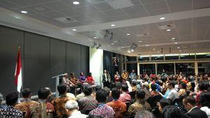 Kembali Berjumpa Tony Abbott, Jokowi Cerita Saat Antar Anak Sekolah