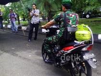 Motor LPG ala TNI