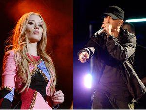 Eminem dan Iggy Azalea Berseteru Karena Lirik Lagu