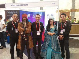 Promo Trans Studio Bandung di Abacus Travel Fair