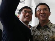 Ahok-Mendag Singapura Bahas Bangun Jakarta