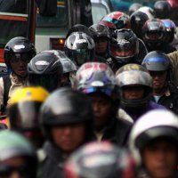 Polri: Pembatasan Motor di Jalan Protokol, Itu Memungkinkan