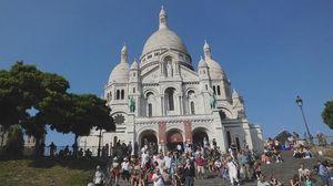 Sacre Coeur, Gereja Cantik di Atas Bukit Montmartre Paris