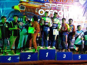 Rifat Sungkar Juara Speed Offroad 2014