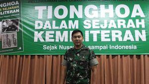 Kapten Hendra Kho, Masuk TNI Terinspirasi Kakek