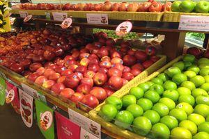 The FoodHall Hadirkan Apel dan Pir Segar dalam USA Fair 2014