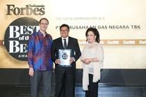 PGN Sabet Sejumlah Penghargaan