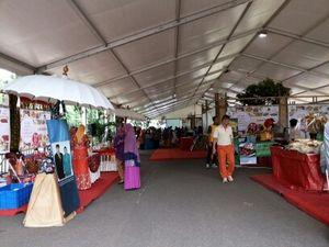 Wisatawan Senang Ada Pekan Wisata Kuliner Tradisional di Monas