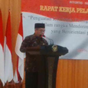 Ketua BPK: Jangan Sampai Laporan Keuangan Baik Tapi Pejabatnya Ditangkap KPK