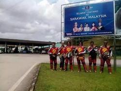 Viar di Tanah Perbatasan RI-Malaysia