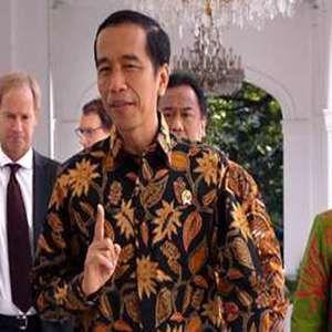 Jokowi Gelar Rapat dengan Para Menteri Ekonomi Bahas Dolar yang Mengamuk