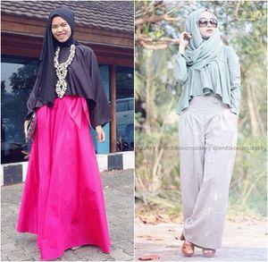 Jilboobs Hingga Rok Mini, Gaya Hijab yang Jadi Kontroversi di 2014