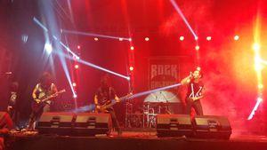 Foto: Rock In Celebes 2014 - Hari 1