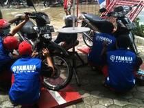 Servis Yamaha di Daerah Bencana