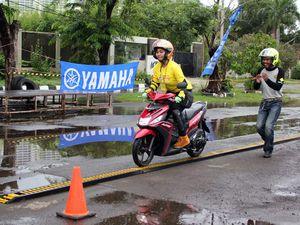 Pelatihan Berkendara Aman untuk Wanita