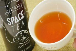 Hmm.. Space Tea Ini Menebarkan Aroma Alam Semesta