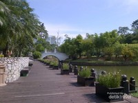 Taman Tasik Perdana Kuala Lumpur, Malaysia