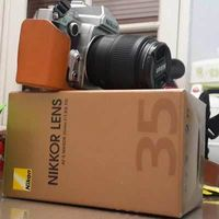 Nikkor 35mm 1,8G FX: Setajam Silet!