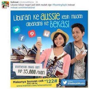 Singgung Warga Bekasi, Bos Indosat Minta Maaf