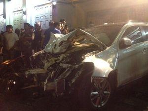 Komunitas Outlander Sport Kutuk Kecelakaan Maut di Pondok Indah