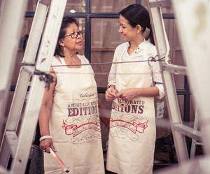 Bermula dari Mesin Jahit Nenek, Melissa Sukses Bawa Tulisan Go International