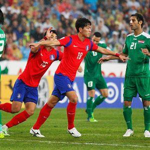 Korsel ke Final Usai Tundukkan Irak 2-0