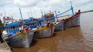 Menteri Susi Tangkap Lagi 14 Kapal Pencuri Ikan