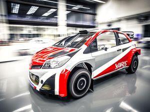 Kembali Ikut Balapan WRC, Toyota Turunkan Yaris