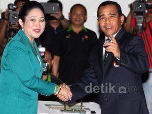 Titiek Soeharto Pimpin Organisasi Panahan