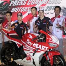 Siapkan Rider Berkualitas ke Ajang Internasional, Honda Geber Kompetisi Berjenjang