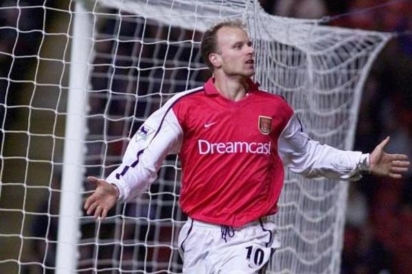 Dennis Bergkamp (Reuters)