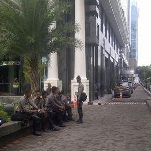 Bakal Ada Demo Tandingan, Kantor Menteri Susi Kembali Dijaga Puluhan Polisi