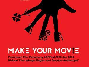 Sutradara Angga Sasongko Tantang KPK Masuk ke Industri Hiburan