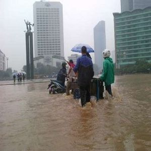 Capai Rp 1,2 T, Anggaran Banjir untuk Jakarta Terbesar se-Indonesia