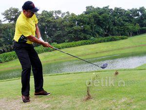 Golf Meriahkan Silaturahmi Pataka 83