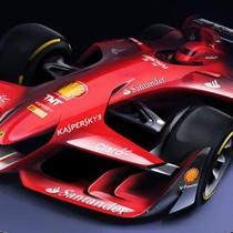 Mobil F1 Masa Depan Besutan Ferrari