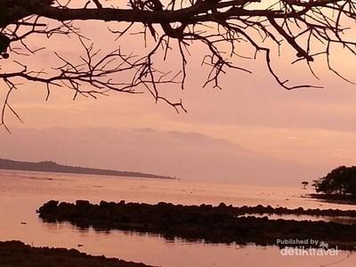 Air Terjun Mata Jitu di Pulau Moyo, Favorit Putri Diana
