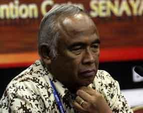Jadi PLT Pimpinan KPK, Taufiqurrahman Ruki Mundur Dari Komut BJB