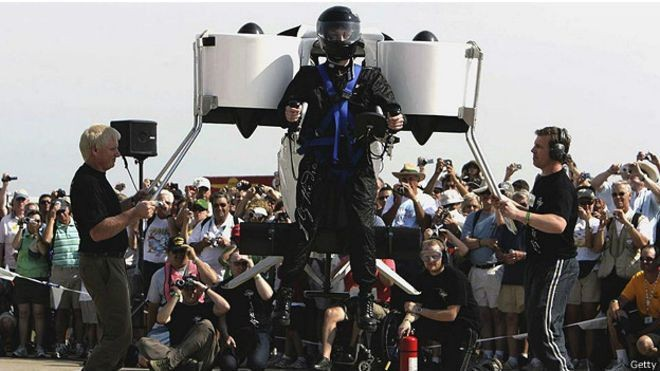 Sepeda hingga Terbang dengan Jetpack untuk Atasi Kemacetan Kota