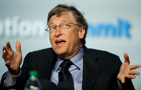 Bill Gates (gettyimages)