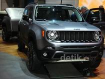 Si Baja Jeep Renegade